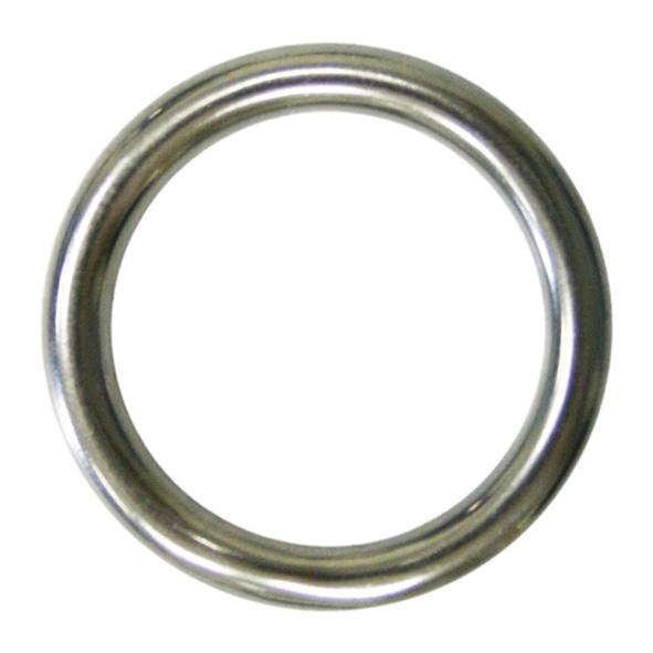V4A Ring 3 mm, Aussendurchmesser Ø 26 mm