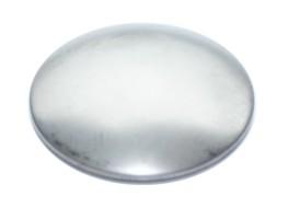 V2A Schale 60x2,5mm, roh