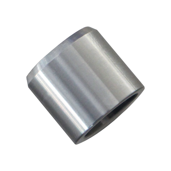 V2A Zierelement für Stab Ø 12 mm - mit Sackbohrung