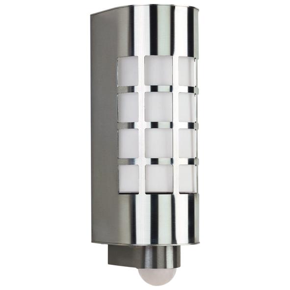 aussenleuchten mit bewegungsmelder lampen leuchten aussenbeleuchtung edelstahl va reinartz. Black Bedroom Furniture Sets. Home Design Ideas