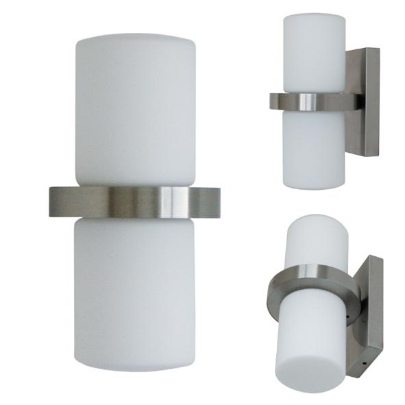 aussenleuchten lampen leuchten aussenbeleuchtung edelstahl va reinartz kleinteileversand. Black Bedroom Furniture Sets. Home Design Ideas