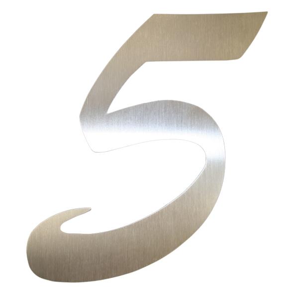 Turbo Edelstahl Hausnummern, 8: Reinartz Kleinteileversand LA41